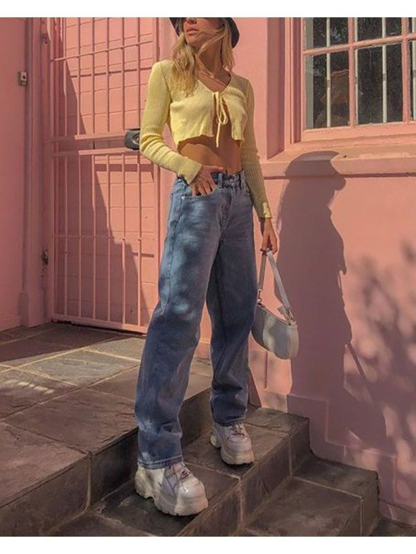 How To Wear Loose Jeans For Women: Best Outfits To Try Now 2022