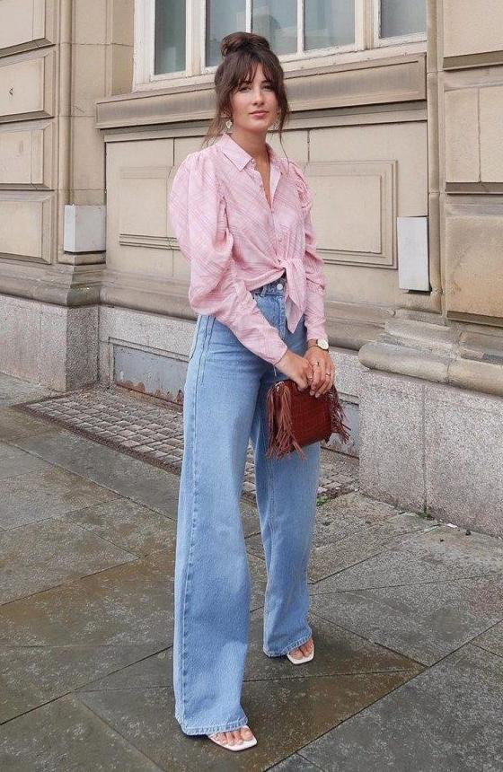 How To Style Wide Leg Pants: Best Looks To Try 2022