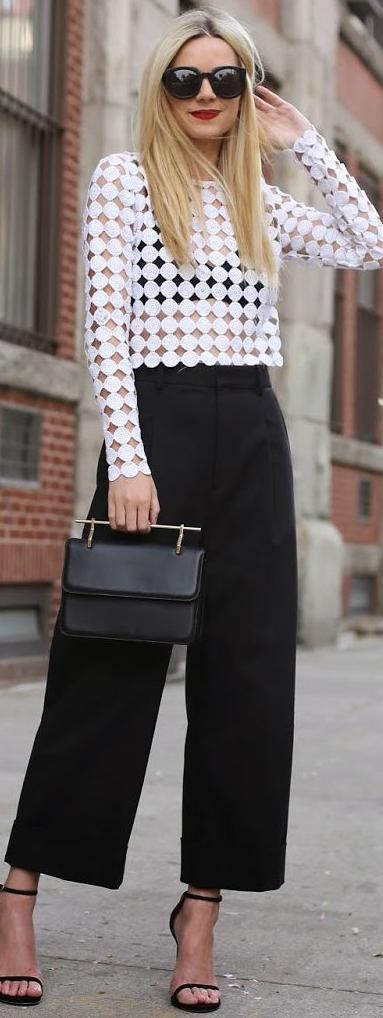 Are Cropped Pants Still In Style: My Favorite Outfit Ideas To Copy 2022