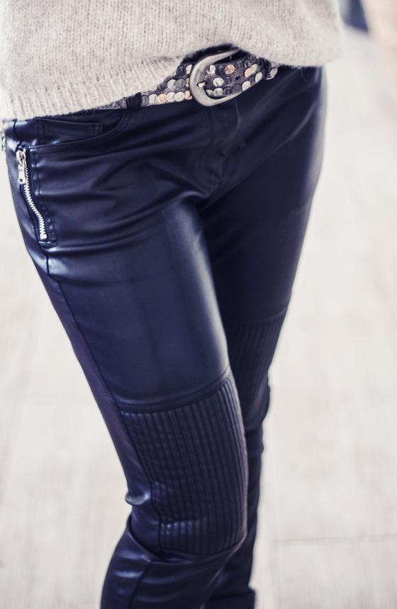 What To Wear With Leather Pants For Ladies: Simple Guide 2022