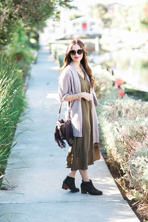 Cardigans to Wear With Summer Dresses 2022