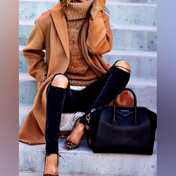 Can You Wear Camel With Black 2022