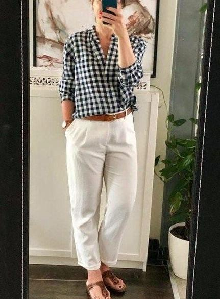 Casual Summer Fashion For Women Over 40 2022