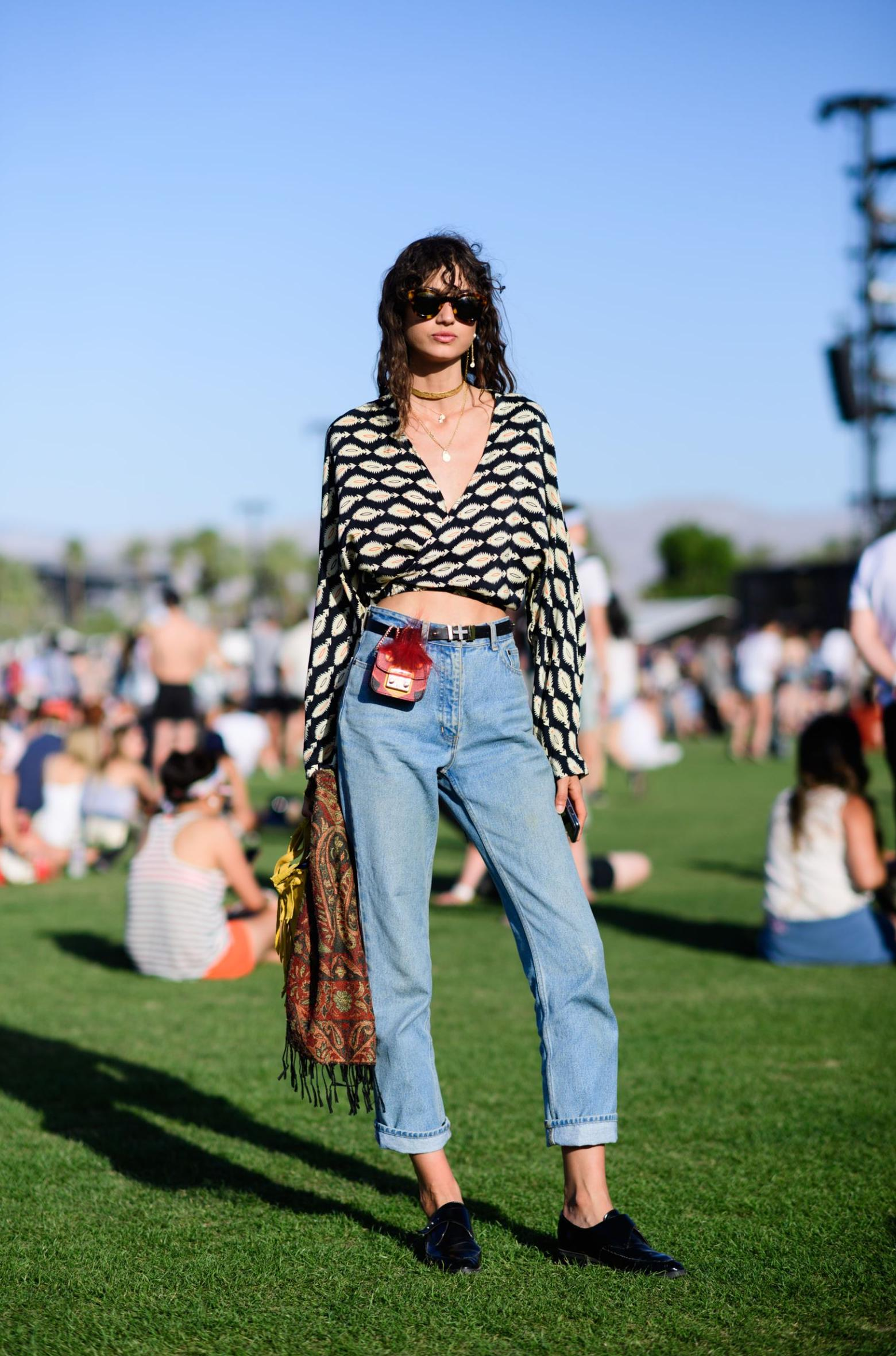 Coachella Themed Party Outfits: My Favorite Looks To Try 2022